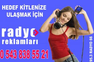 95.3 Radyo66 Reklam